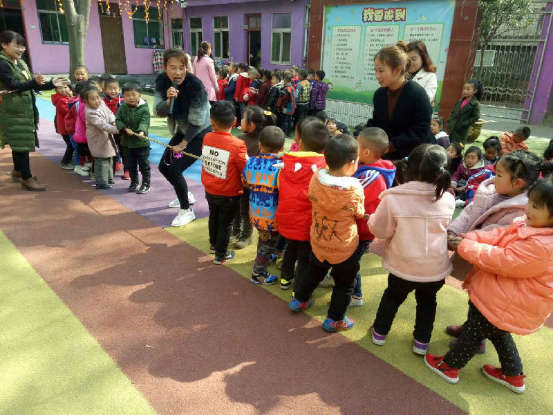 """豫灵镇民族幼儿园 : """"全园共庆3.8妇女节""""主题活动"""
